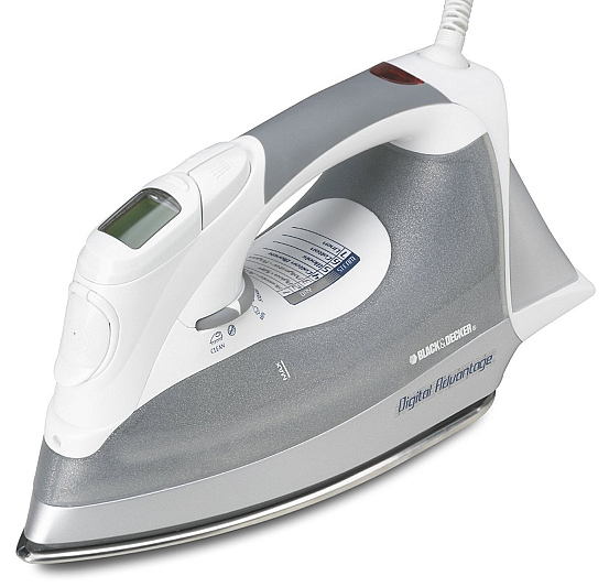 black & decker d2030 best steam iron