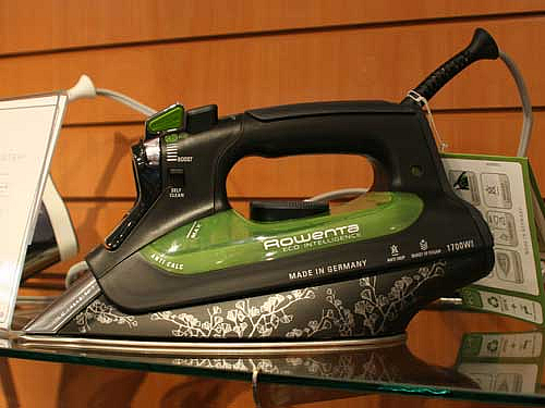 Rowenta Dw6080 Review Eco Intelligence Steam Iron
